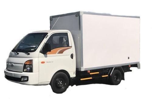 1. Hyundai Porter (doanh số: 10.355 chiếc).