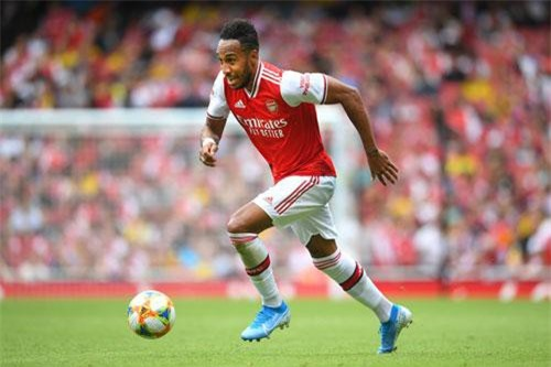 2. Pierre-Emerick Aubameyang (Arsenal).