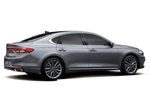 5. Hyundai Grandeur (doanh số: 6.135 chiếc).