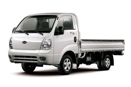 6. Kia Bongo (doanh số: 6.040 chiếc).