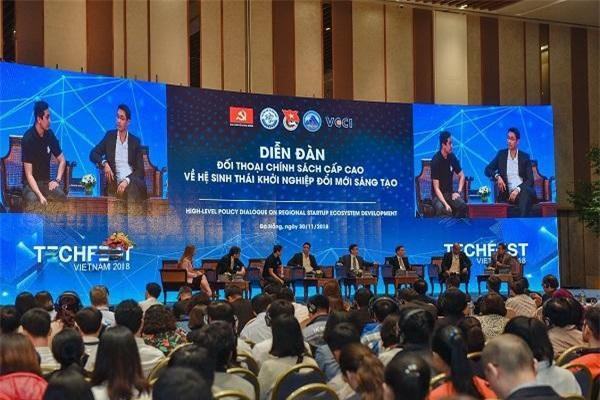 Techfest Vietnam là sự kiện lớn nhất trong năm với khả năng quy tụ toàn bộ hệ sinh thái khởi nghiệp sáng tạo