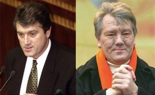 Cựu Tổng thống Ukraina Viktor Yushchenko.