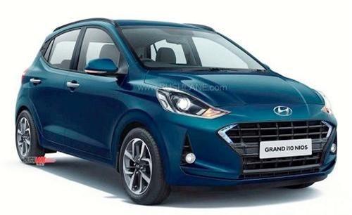 Hyundai i10 thế hệ mới sẽ ra mắt toàn cầu tại Frankfurt Motor Show 2019.