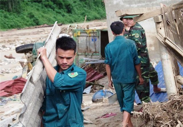 Thanh Hóa: Mưa lũ khiến 16 người chết và mất tích, thiệt hại gần 700 tỷ đồng - 9