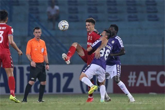 Vượt qua Bình Dương, CLB Hà Nội gặp Altyn Asyr ở bán kết AFC Cup - 3