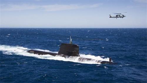 """Dự án nghiên cứu chế tạo tàu ngầm S-1000 hiện vẫn đang trong tình trạng """"treo"""". Ảnh: Naval Today."""