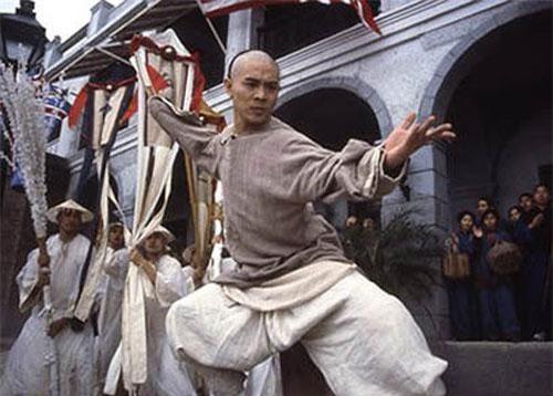 Lý Liên Kiệt là diễn viên thể hiện thành công nhất hình tượng Hoàng Phi Hồng.