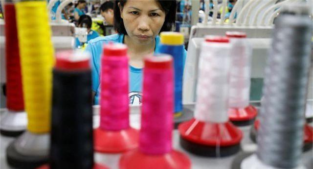 Báo Anh viết về nhà máy Việt Nam sản xuất đồng phục cho tuyển Olympic Mỹ - 2