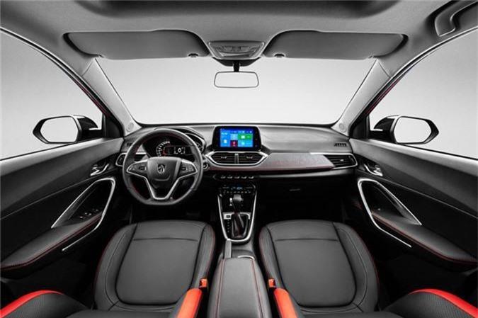 Baojun ra mat SUV gia re bat ngo, quyet dau Ford EcoSport hinh anh 3