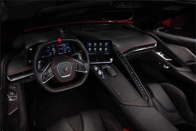 Cận cảnh siêu xe giá rẻ Corvette vừa ra mắt đã cháy hàng - 11