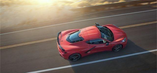 Cận cảnh siêu xe giá rẻ Corvette vừa ra mắt đã cháy hàng - 3