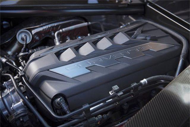Cận cảnh siêu xe giá rẻ Corvette vừa ra mắt đã cháy hàng - 5