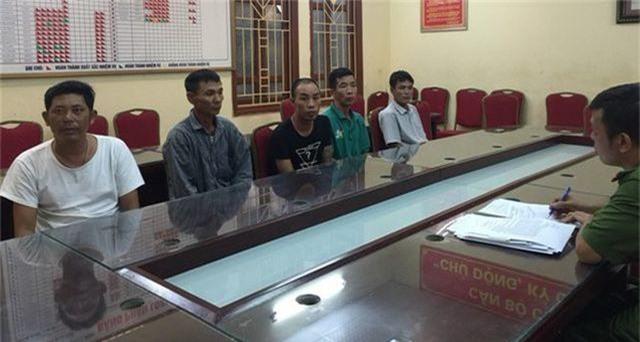 Hà Nội: Bắt ổ nhóm cưỡng đoạt tài sản ở khu vực Pháp Vân - Cầu Giẽ - 1