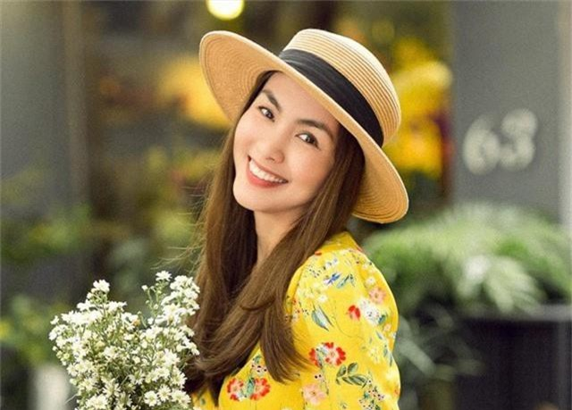 Những quý cô vàng mười của showbiz Việt: Đẹp người, đẹp nết ai cũng ưng - Ảnh 4.