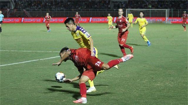 Vòng 20 V-League: CLB Hà Nội nới rộng cách biệt với TPHCM? - 2