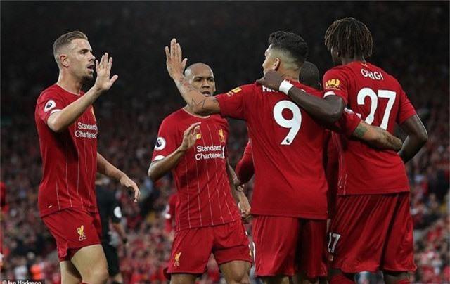 Liverpool 4-1 Norwich City: Ra quân tưng bừng, trụ cột chấn thương - Ảnh 3.