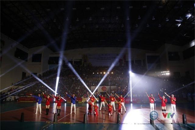 ẢNH: Toàn cảnh lễ bế mạc đầy màu sắc của VTV Cup Tôn Hoa Sen 2019 - Ảnh 2.