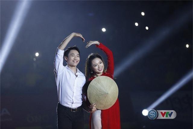 ẢNH: Toàn cảnh lễ bế mạc đầy màu sắc của VTV Cup Tôn Hoa Sen 2019 - Ảnh 4.