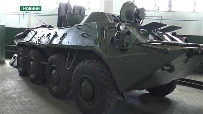 "Bang chung Ukraine thu ""khung"" tu xe thiet giap Nga-Hinh-7"