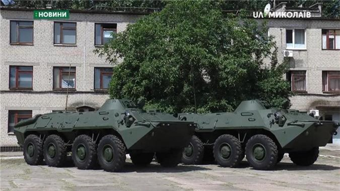 "Bang chung Ukraine thu ""khung"" tu xe thiet giap Nga-Hinh-8"