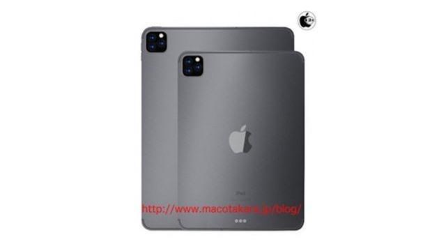 Choáng: iPad Pro sắp ra mắt sẽ có đến 3 camera - Ảnh 1.