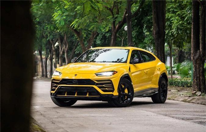 Dai gia Dang Le Nguyen Vu tau Lamborghini Urus 22 ty dong-Hinh-11