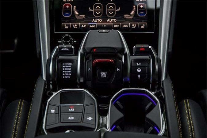 Dai gia Dang Le Nguyen Vu tau Lamborghini Urus 22 ty dong-Hinh-7