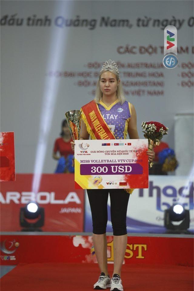 Những danh hiệu xuất sắc của giải bóng chuyền VTV Cup Tôn Hoa Sen 2019 - Ảnh 7.