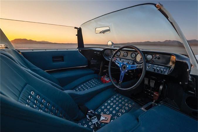 Sieu xe Ford GT40 Roadster