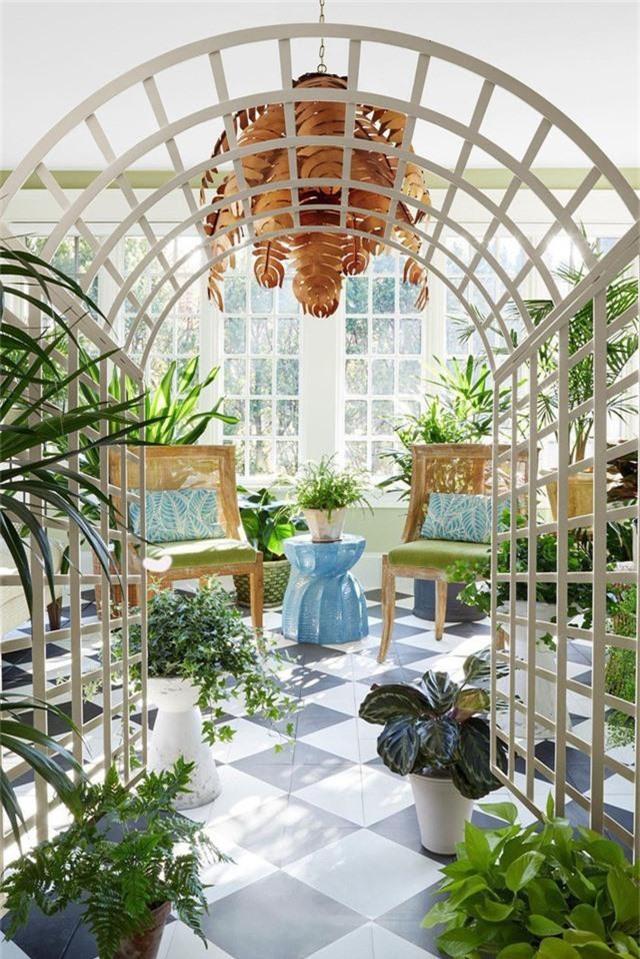 Thiết kế nhà trồng cây - nghe thì to tát nhưng thực ra dù nhà to hay nhỏ bạn đều có thể làm được - Ảnh 7.