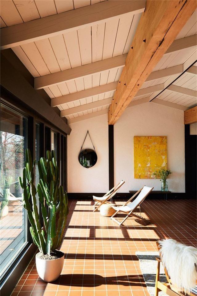 Thiết kế nhà trồng cây - nghe thì to tát nhưng thực ra dù nhà to hay nhỏ bạn đều có thể làm được - Ảnh 8.