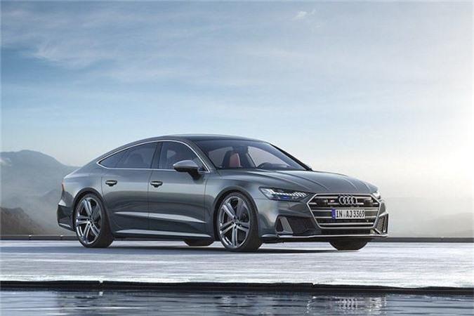 Xe sang Audi S7 Sportback moi tu 1,94 ty dong co gi hay?