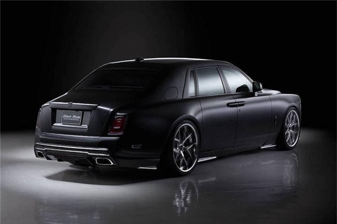 Xe sieu sang Rolls-Royce Phantom VIII bi an voi goi do Wald-Hinh-3