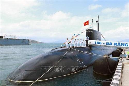 Lữ đoàn Tàu ngầm 189 - đơn vị đặc biệt tinh nhuệ của Hải quân nhân dân Việt Nam ra đời đánh dấu sự lớn mạnh vượt bậc của Hải quân nhân dân Việt Nam trong quá trình xây dựng lực lượng chính quy, tinh nhuệ, tiến thẳng lên hiện đại.
