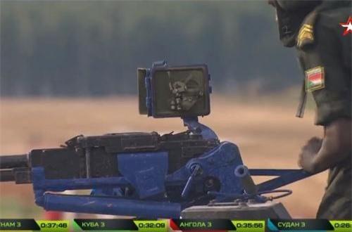 Tuy nhiên, trong bài bắn ngay sau đó, Sudan thất bại trong việc diệt mục tiêu. Nguồn ảnh: Tzvezda