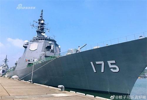 Khu trục hạm hộ vệ tên lửa lớp Kongo của Lực lượng Phòng vệ Trên biển Nhật Bản là một trong những khu trục hạm nguy hiểm nhất của lực lượng này với hệ thống Aegis được kế thừa trực tiếp từ Hải quân Mỹ.