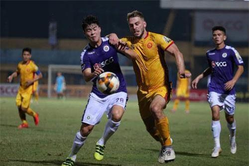 Hành trình để CLB Hà Nội lên đỉnh vinh quang ở AFC Cup vẫn còn rất dài