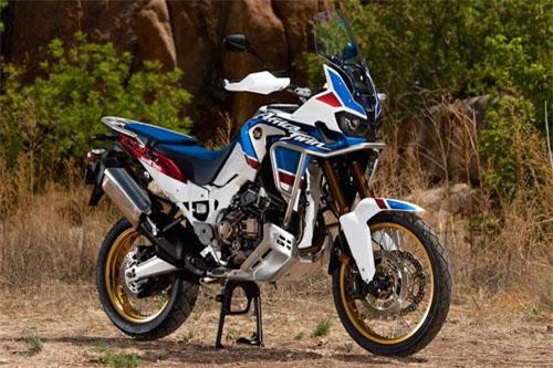 7. Honda CRF1000L2 Africa Twin Adventure Sports 2019 (giá khởi điểm: 8.199 euro).
