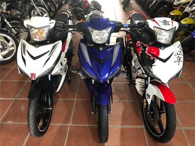 Yamaha cũng tung ra nhiều chương trình khuyến mãi hạ giá hấp dẫn.