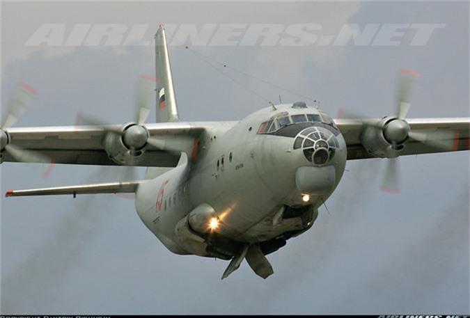 C-130 con chua loi thoi, An-12 da som ve vuon: Lien Xo kem My!-Hinh-2