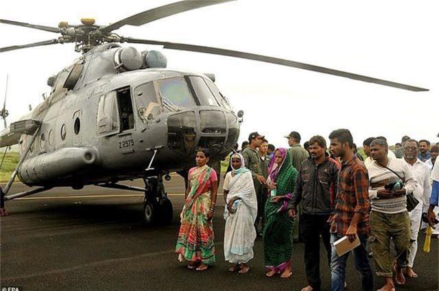 Lũ kinh hoàng khiến 152 người thiệt mạng ở Ấn Độ - 5