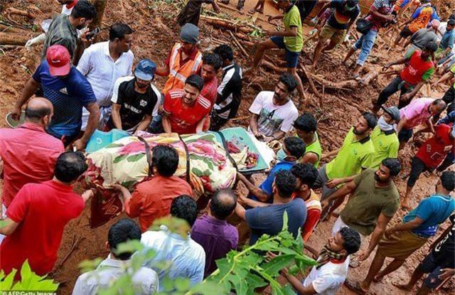 Lũ kinh hoàng khiến 152 người thiệt mạng ở Ấn Độ - 7