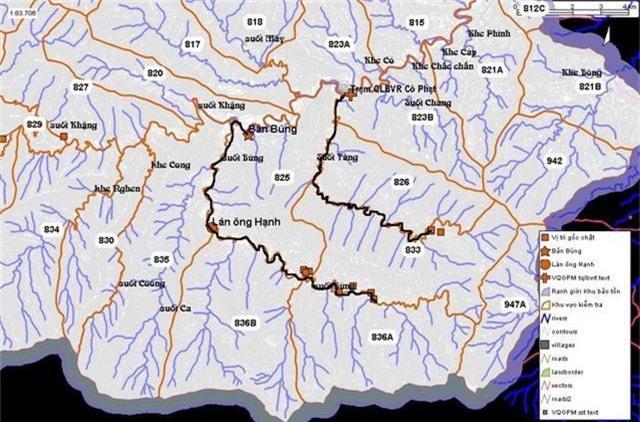 Rừng nguyên sinh Vườn quốc gia Pù Mát bị xâm hại - 5