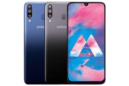 Samsung Galaxy M30.