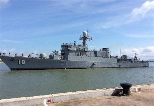 Hiện tại trong biên chế hải quân nhân dân Việt Nam đã có 2 tàu hộ vệ chống ngầm cỡ 1.300 tấn lớp Pohang Flight III do phía Hàn Quốc chuyển giao.