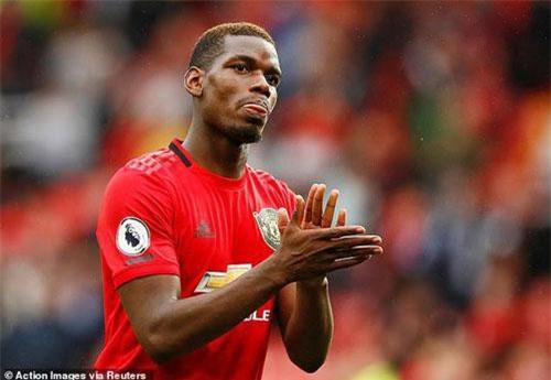 Pogba có đường kiến tạo tuyệt vời để giúp Marcus Rashford có bàn thắng thứ 2 vào lưới Chelsea