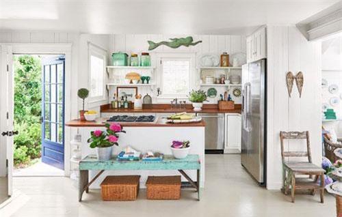 10 gam màu lý tưởng giúp căn bếp nhỏ trở thành điểm nhấn khó quên cho ngôi nhà