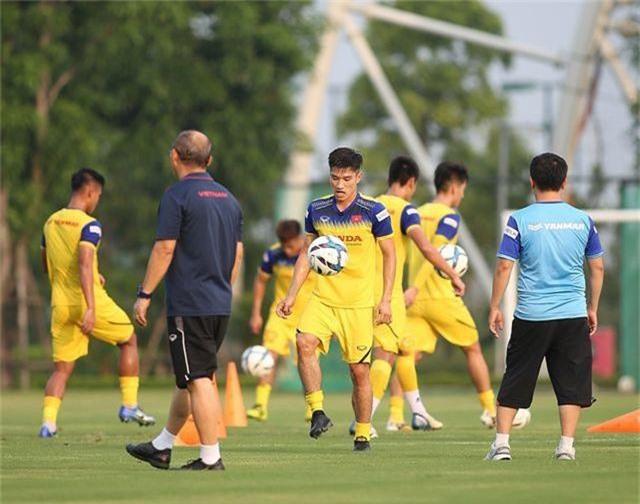 HLV Park Hang Seo nhận tin không vui ở U22 Việt Nam - 3
