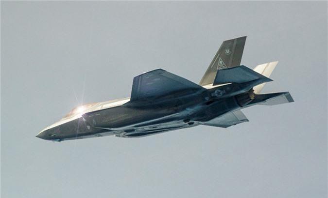 Khong mua duoc may bay nhung ten lua cho F-35 da trong tay TNK-Hinh-8