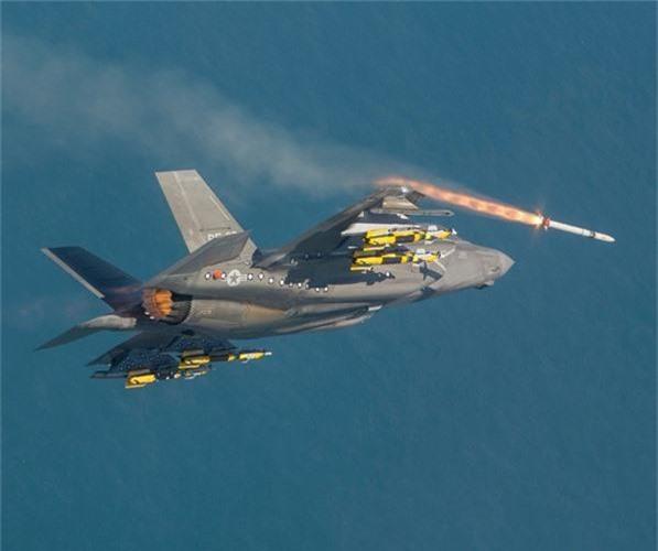 Khong mua duoc may bay nhung ten lua cho F-35 da trong tay TNK-Hinh-9